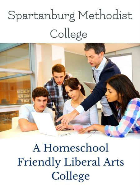 liberal arts college for homeschoolers