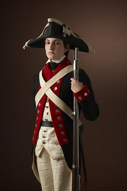 Women Warriors: Deborah Samson Gannett (1760-1827) - Notably taller than the average woman of her time, disguised herself as a man and enlisted in the Continental Army in 1778, during the American revolution