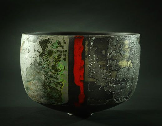 Tony Laverick - Bowl