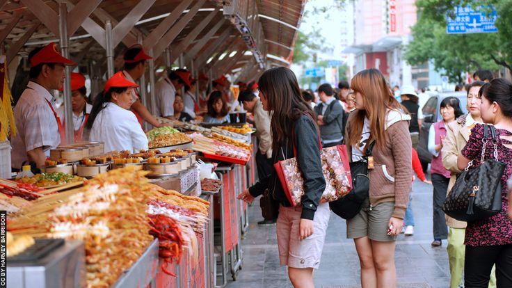 Mercado de Pequim