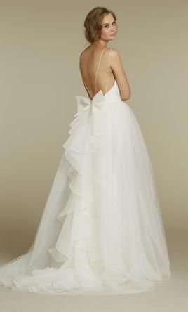 Jim Hjelm Blush 1201, find it on PreOwnedWeddingDresses.com