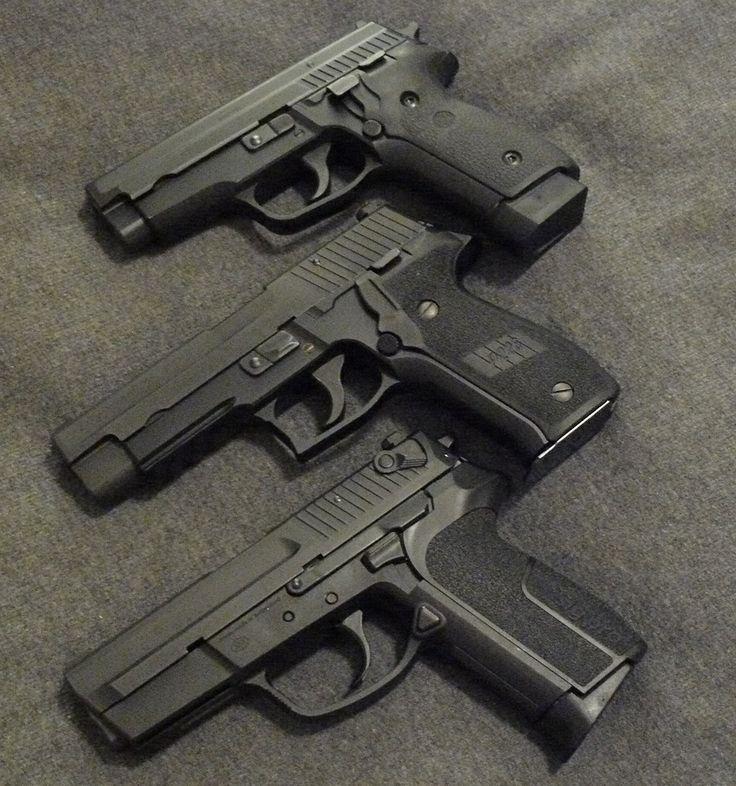 SiG P226-SiG P229-SiG SP2009BMS