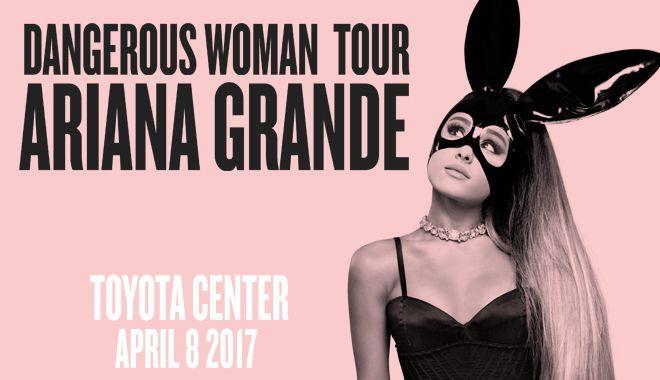 Ariana Grande | Houston Toyota Center