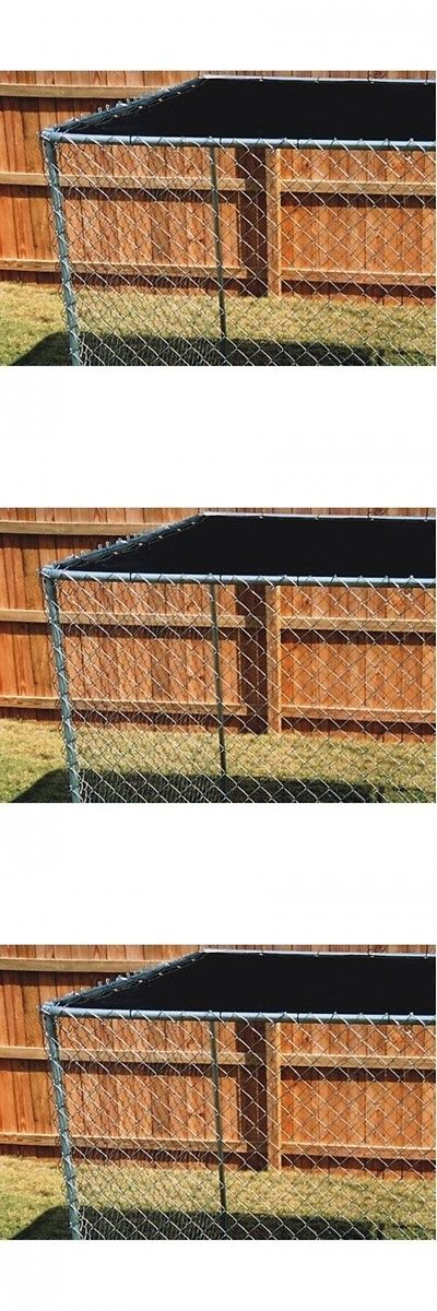 Other Dog Supplies 11286: Dog Kennel Cover 10 X 10 Shade Shelter Roof Large Top Cage Pen Outdoor New -> BUY IT NOW ONLY: $76.45 on eBay!