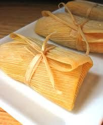 Corn Husk Bread An old Indian recipe to share with you! Use your corn husks from the corn you cook this weekend and try these.