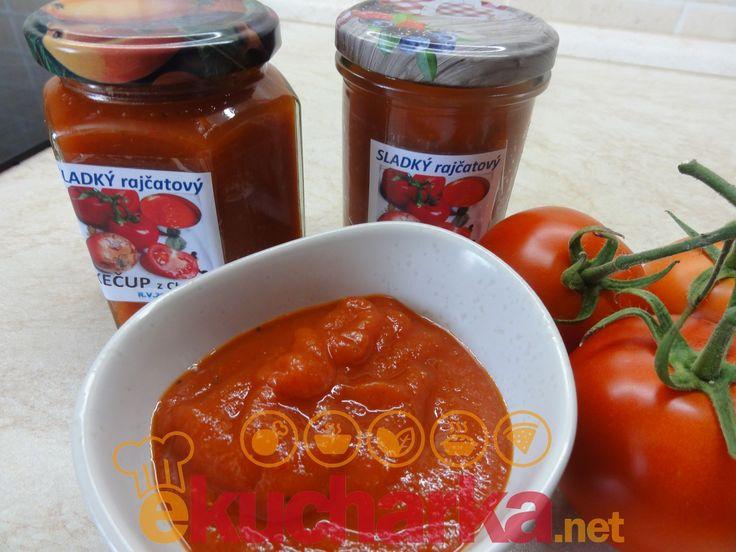 Můj domácí rajčatový kečup