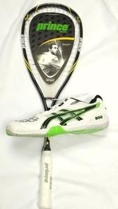 Christmas Special Option 1 R3,950.00  For a great deal for any avid squash player invest in 2 prince Pro Rebel 950 and a pair of Asic Blade 4.