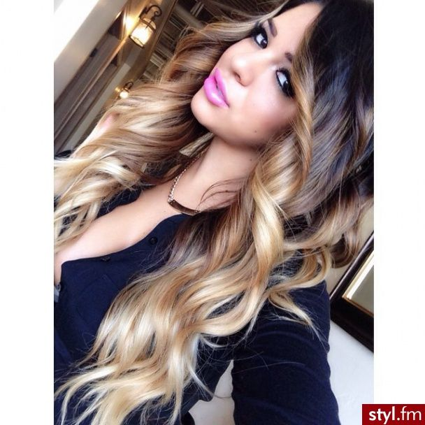 get the look with Ombre extensions sold here https://www.ultimatelooks.com/hairdo/16inchombreextensionhd.htm