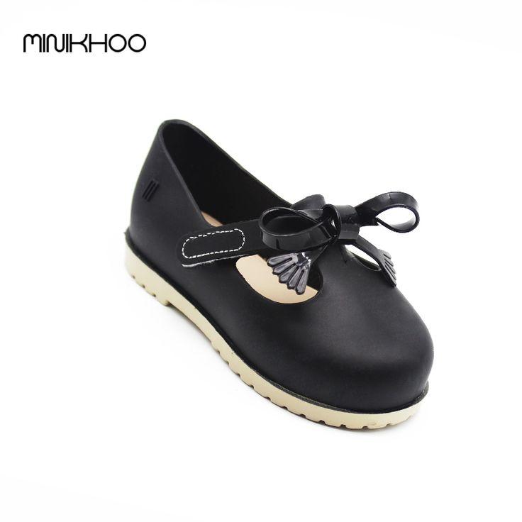 Mini Melissa Princess Sandals Jelly Shoes Autumn  Children Soft Comfort Princess Shoes Melissa Girls Sandals Kids Sandals #Affiliate