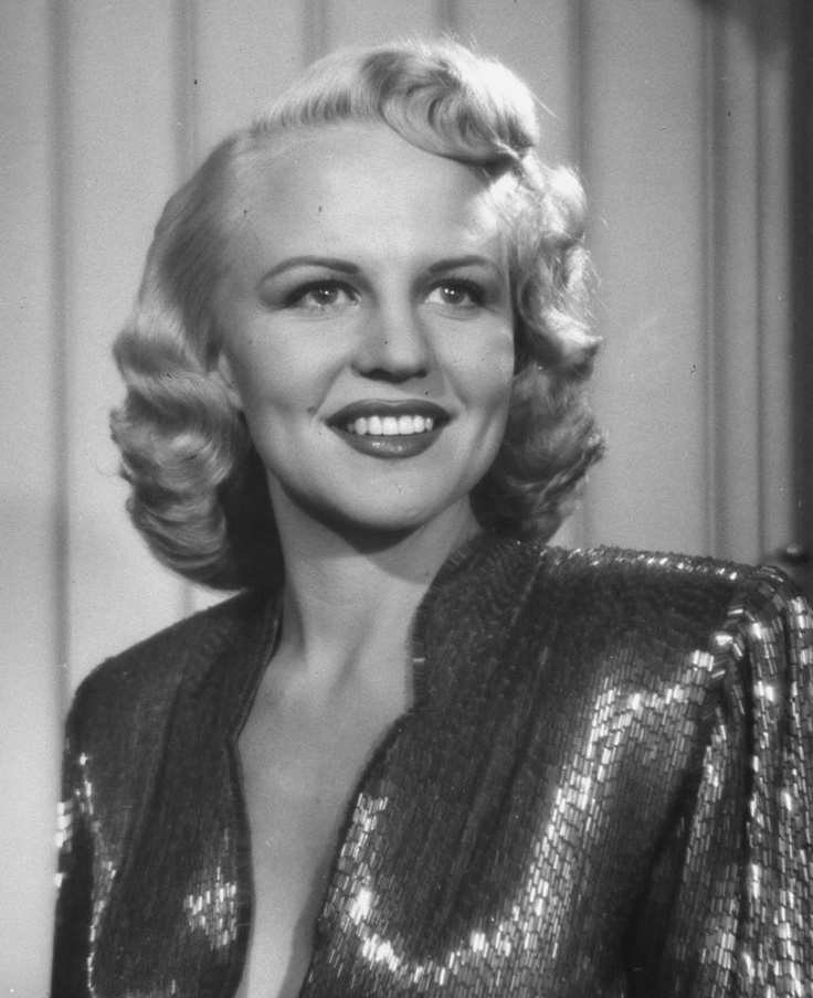 Peggy Lee Big Band Swing And Blues Greats Pinterest