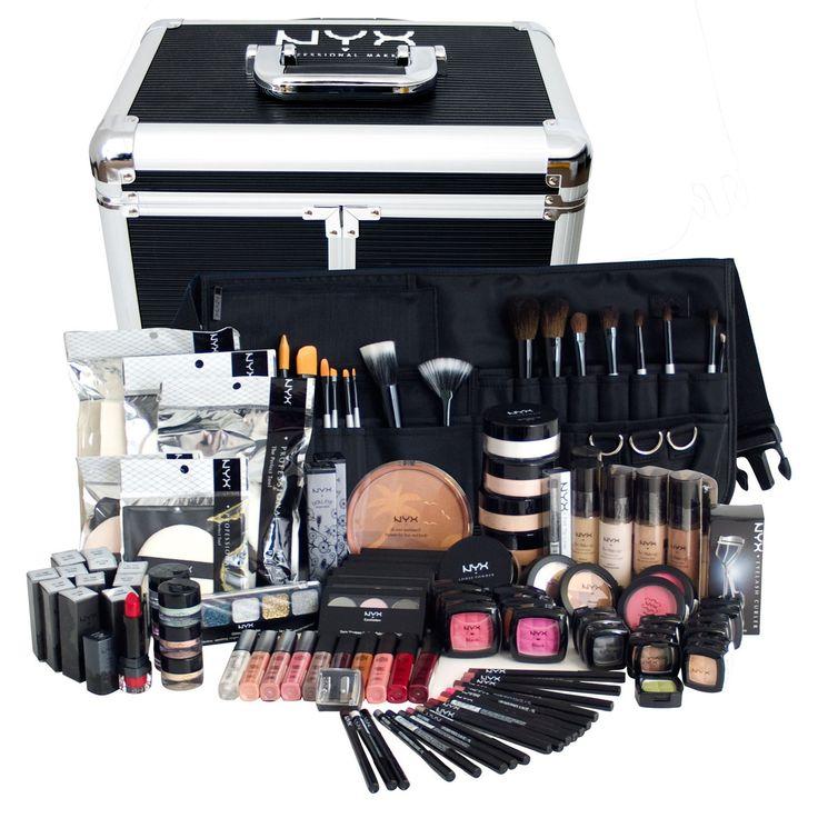 17 Best ideas about Makeup Artist Kit on Pinterest
