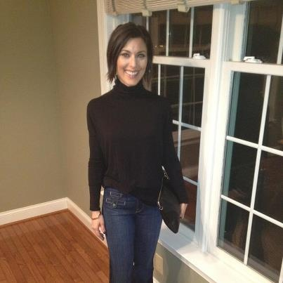 Amy Stran from QVC..love her 'do