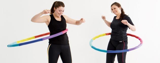 Powerhoops: 6 ugers program med hulahopring | I FORM