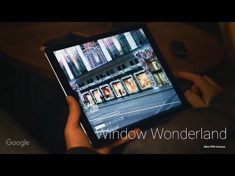 Google faz passeio virtual pelas vitrines natalinas das lojas de Nova York - http://anoticiadodia.com/google-faz-passeio-virtual-pelas-vitrines-natalinas-das-lojas-de-nova-york/