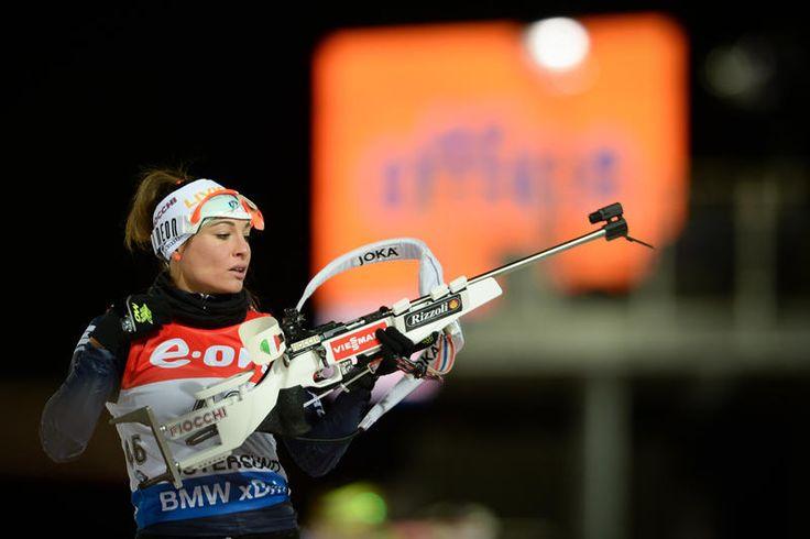 International Biathlon Union / First Career Win for Dorothea Wierer