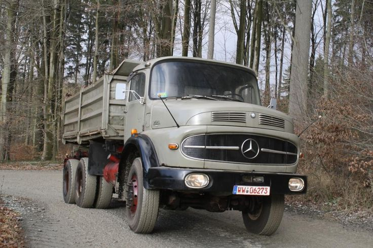 Mercedes LAK2623