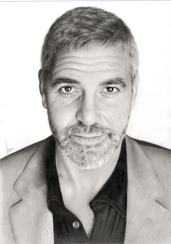 Best Pencil Drawing Portraits Of Men Images On Pinterest - Amazing hyper realistic pencil drawings celebrities nestor canavarro