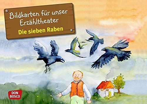 Die sieben Raben - Bildkarten für unser Erzähltheater. En... https://www.amazon.de/dp/B00K87E8Y4/ref=cm_sw_r_pi_dp_x_T0pdybGSQA4WG