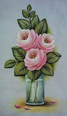 Más Pintura em Tecido Art