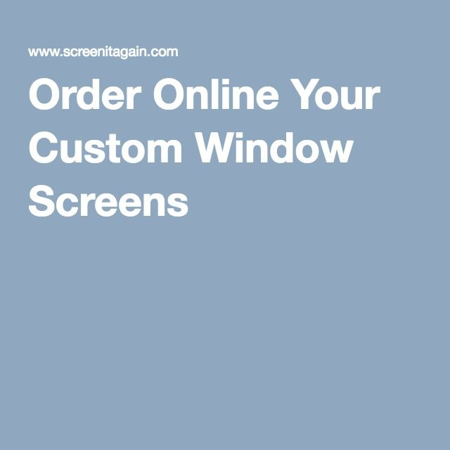25 unique custom window screens ideas on pinterest