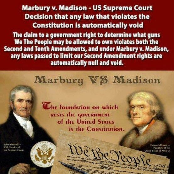 marbury v madison s role american history and s long term While the decision appeared to limit the power of the supreme court, its long-term effect has been to increase the court's power by defining it as the ultimate interpreter of the law this mandate has been in place ever since marbury vs madison.