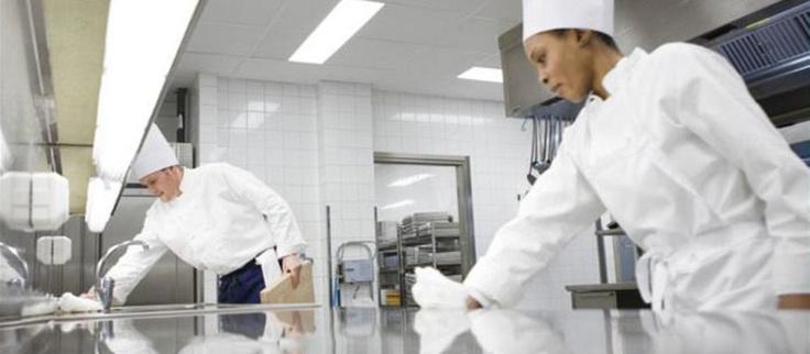 Schoonmaakproducten voor keukens - Groveko Schoonmaak Blog