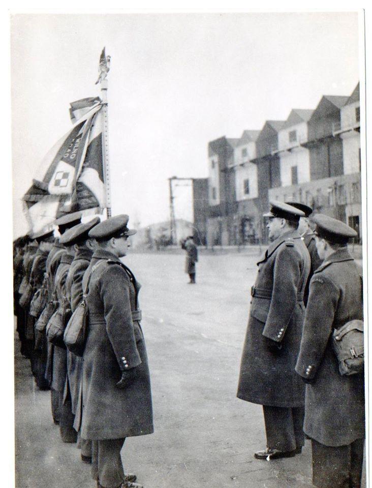 Polscy lotnicy w Wielkiej Brytanii II Wojna Światowa.