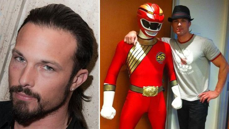 Sheriff's deputies have arrested Ricardo Medina, Jr., who is best known for his role as the red Power Ranger, in connection with fatally stabbing his roommate with a sword in their Southern California home.