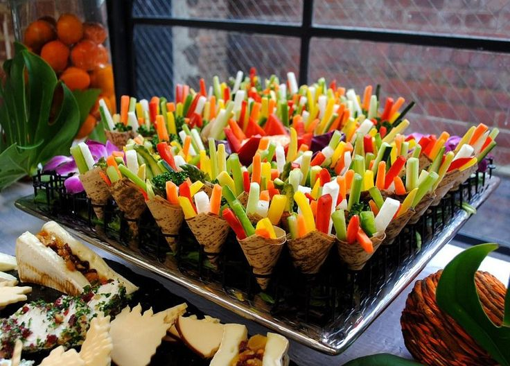 46 Best Images About Crudite Display On Pinterest