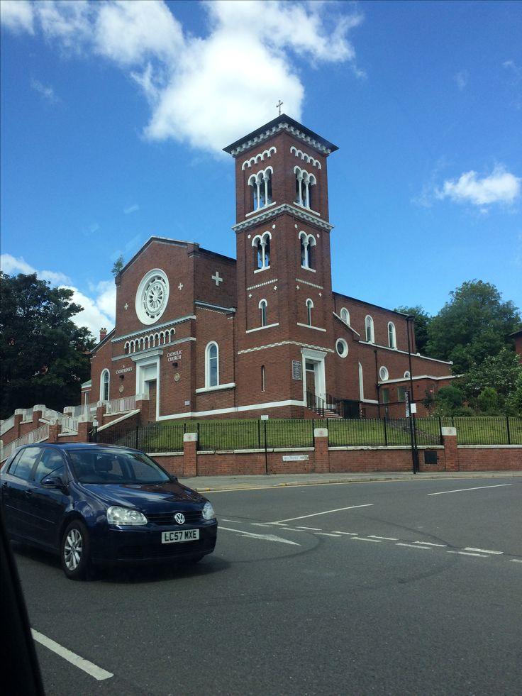 St Catherine's Sheffield .