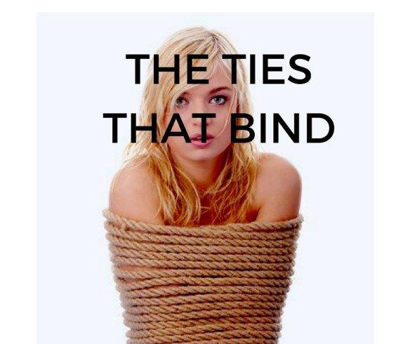 Ties That Bind, Binding, Tie