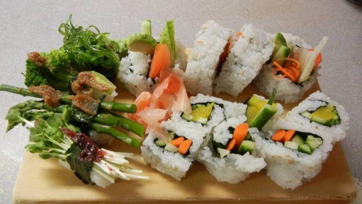 Sushi Vegetariano, Ricette giapponesi ^-^