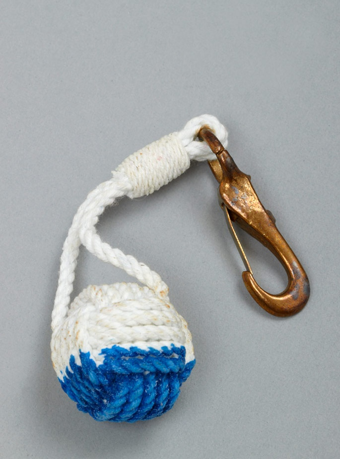 Monkey fist keychain gifts pinterest more monkey ideas for Rope designs and more