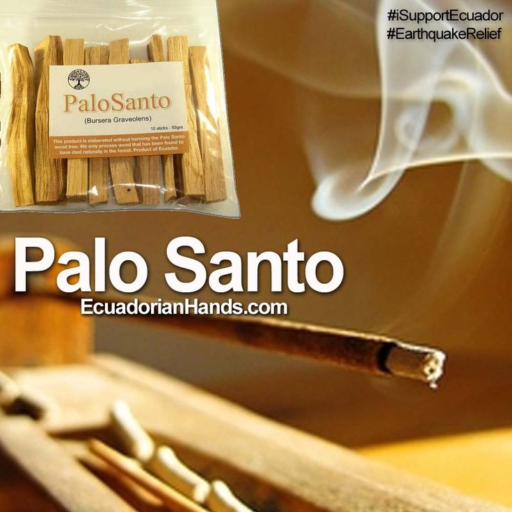 Incense sticks #PaloSanto. Bursera Graveolens. Palo Santo sticks. This product is elaborated without harming the Palo Santo wood tree. We only process wood that has been found to have died naturally in the forest. Product of Ecuador. #PureEssentialOils of #PaloSanto. GO STORE >> http://www.ecuadorianhands.com/en/10-incense-sticks-palosanto-ziploc-15x15cm-wlabel.html