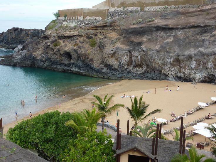 playa de Abama Tenerife beach must-see Traveling Insider tip