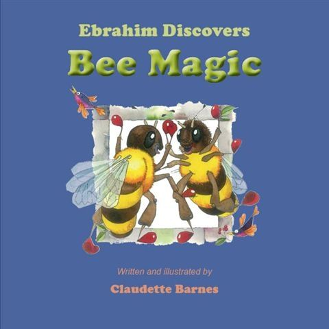 Bee Magic, personalized storybook for kids