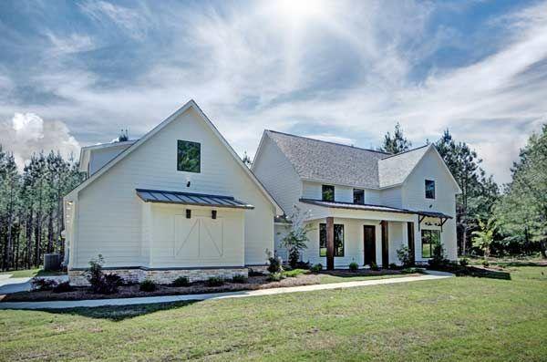 Modern Farmhouse House Plan 3 Bedrooms 2 Bath 2465 Sq