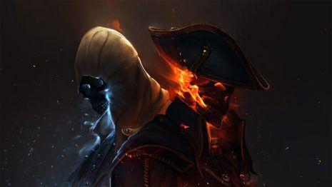 Assassin's Creed 4 HD wallpaper