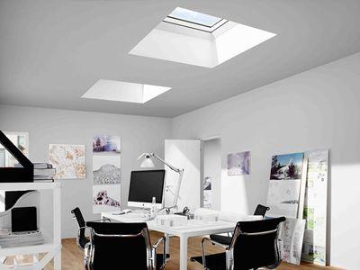 Deep skylights