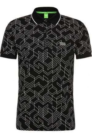 Hombre Polos - HUGO BOSS Polo estampado regular fit en algodón puro: `Paddy 2`