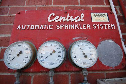17 Best Images About Vintage Fire Sprinkler Protection On