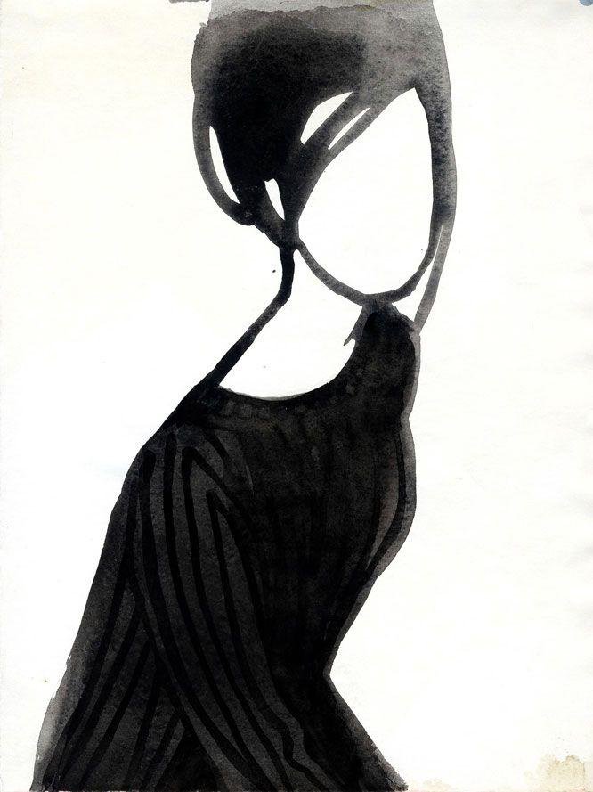 Vogue Espana Sweater, 1992   by Mats Gustafson