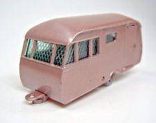 Matchbox No.23C Bluebird Caravan Pre-production model with Windows