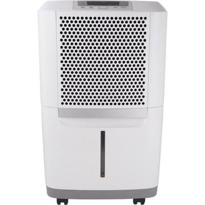 Frigidaire Energy Star 50-Pint Dehumidifier-FAD504DWD - The Home Depot
