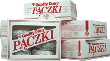 Paczki, once a year whether I need the calories or not :)