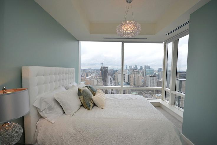 Martha stewart rain water bedroom designscape projects for Master bedroom paint ideas martha stewart
