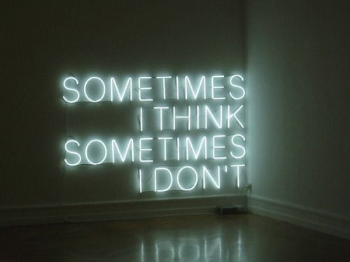 Sometimes #justsayin #quotes