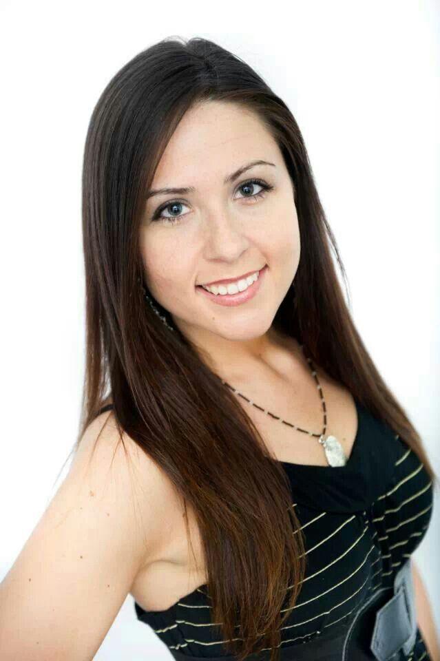 The lovely Kat Callighan. Z1035 Morning Show co-host.