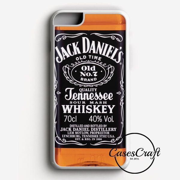 Jack Daniels Black Label iPhone 7 Plus Case | casescraft