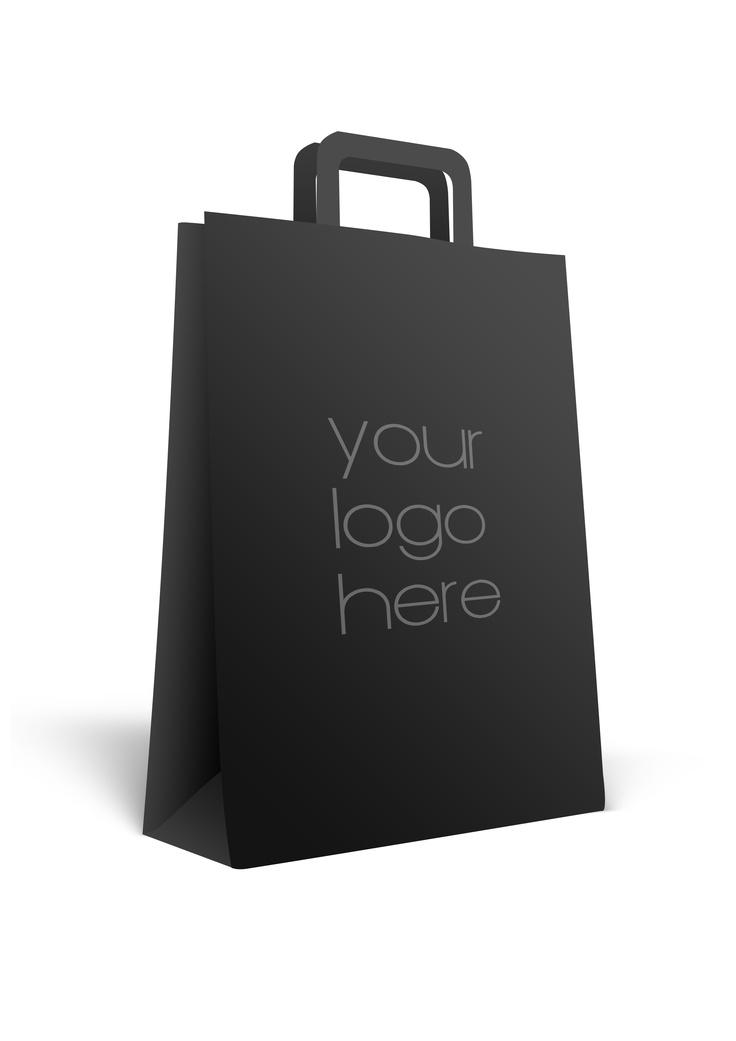 Shopping Bag Mockup | : S V M O C K U P : | Pinterest | Mockup ...